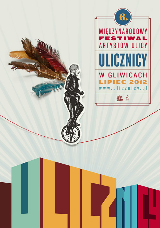 Ulicznicy poster by re:design
